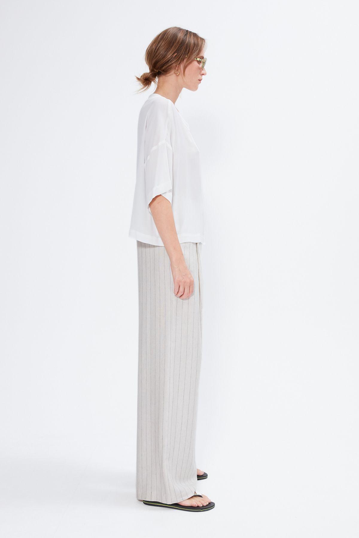 blouse Branco