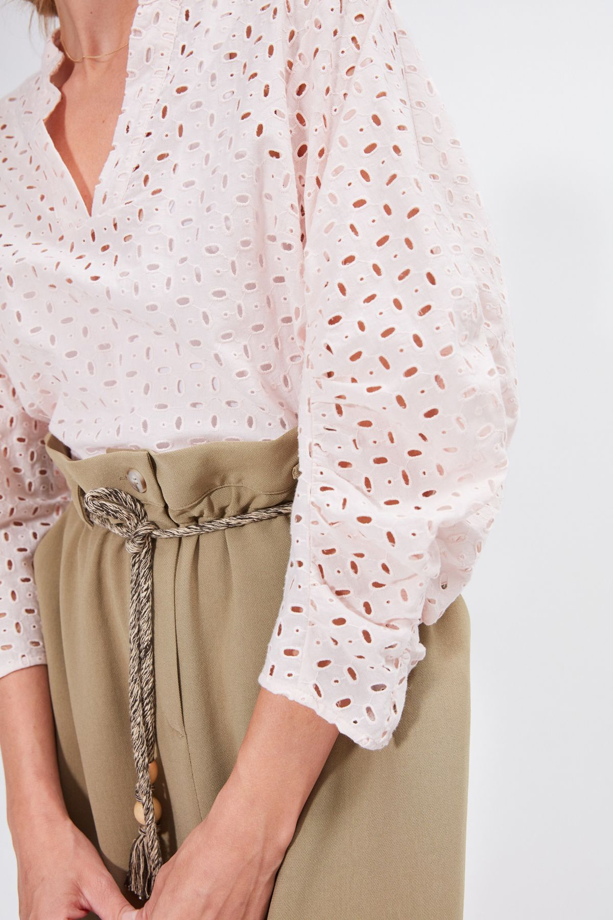 blouse Lockett