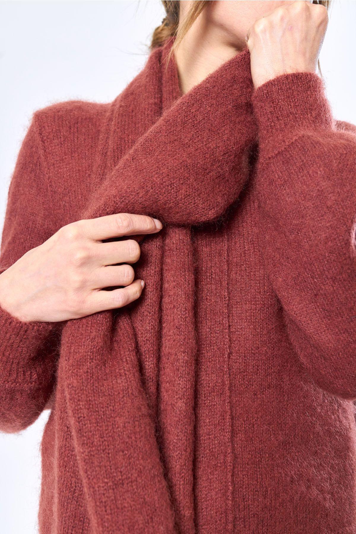 sjaal Prune