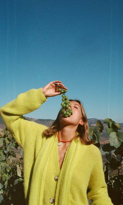 green knit
